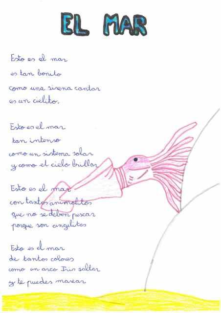 Poesía Oceantica