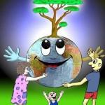 medio-ambiente-caricatura